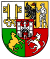 Coat of arms of Plzeň