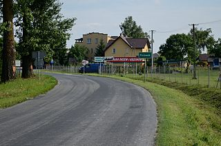 Pniówek, Lublin Voivodeship Village in Lublin, Poland