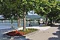 Poertschach Johannes-Brahms-Promenade 08062012 744.jpg