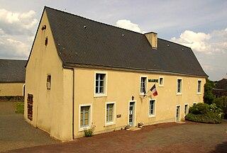 Poillé-sur-Vègre Commune in Pays de la Loire, France