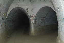 System of tunnels