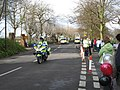 Police outrider at 2008 London Marathon - geograph.org.uk - 763104.jpg
