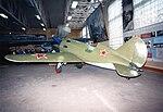 Polikarpov I-16 Replica of the Polikarpov I-16 (18392501211).jpg