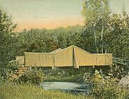 Polley Bridge, Gilsum, NH
