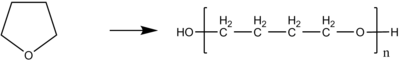Synthese van poly(tetramethyleen)glycol