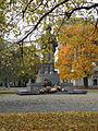 Pomnik zolnierza I Armii - Warszawa 2011.JPG