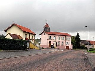 Pont-lès-Bonfays Commune in Grand Est, France