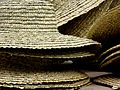 Pontevedra-Aña urbana 2013-Sombreros de paja (8703217477).jpg