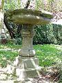 Pontoise (95), musée Tavet-Delacour, vasque de fontaine époque Louis XIII, provenant du couvent des Carmélites 1.jpg