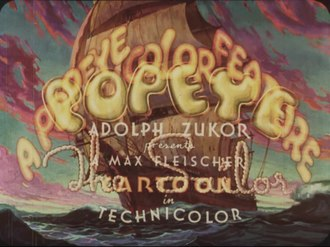 Fail:Popeye the Sailor Meets Sindbad the Sailor.webm