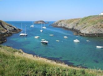 Bangor, Morbihan - Port Goulphar