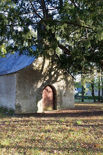 Portail de la chapelle Saint-Jean-d'Épileur.