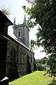 Porthaethwy - Eglwys y Santes Fair Gradd II gan Cadw 31.jpg