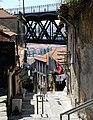 Porto-298-unterhalb Ponte Dom Luis I-Waesche-Damen-2011-gje.jpg