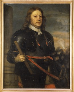 Per Brahe the Younger Swedish noble (1602-1680)