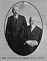 Portrait of J.M.C. Guerin with Leon Charles Albert Calmette Wellcome L0001804.jpg