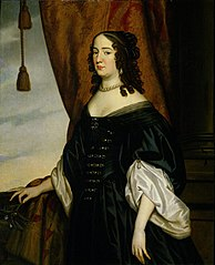 Portrait of Amalia van Solms (1602-75)