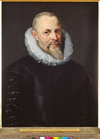 Portret van Jan I Moretus, Peter Paul Rubens, schilderij, Museum Plantin-Moretus (Antwerpen) - MPM V IV 051.jpg