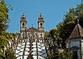 Portugalia Braga sanktuarium kosciol jezusa na wzgorzu 03.jpg