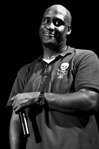 Kelvin Mercer - Mercer performing at the Fillmore in San Francisco, July 2009