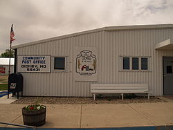 Post office in Dickey, North Dakota 6-8-2008.jpg