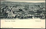 Postcard of Ljubljana view by 1907.jpg