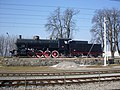Postojna-steam locomotive FS 740.121-left side.jpg
