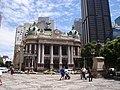 Praça da Cinelândia e Theatro Municipal do Rio de Janeiro, Fevereiro 2008.jpg