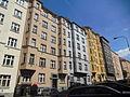 Praha, Žižkov, Čajkovského 28, 26 a 24.jpg
