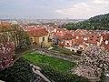 Praha, Hradčany, Kajetánské terasy, 01.jpg