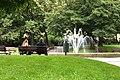 Praha, Karlovo náměstí, fontána.jpg