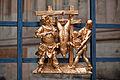 Praha, Pražský hrad, katedrála, Zlatá brána, zabijačka 01.jpg
