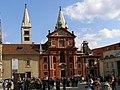 Praha bazylika sw Jerzego 1.jpg