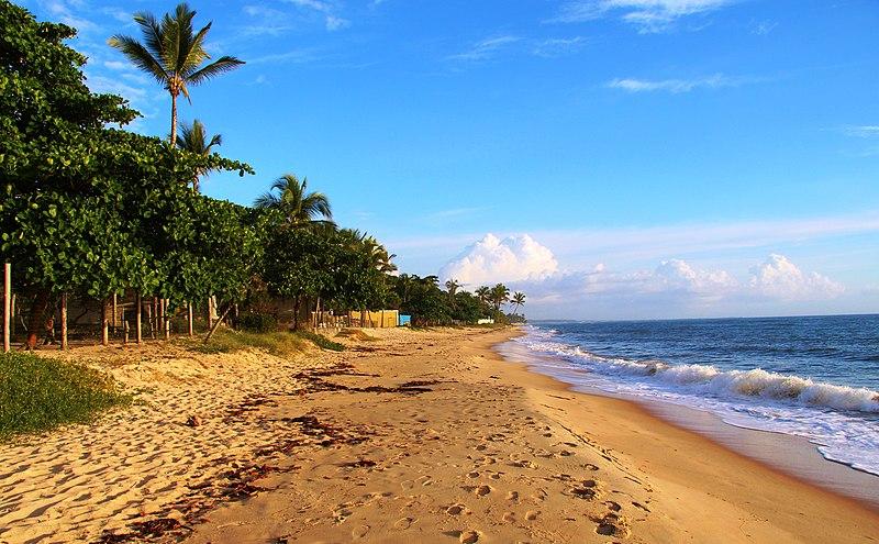 Praia do Araçaípe