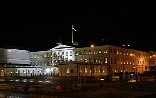 Independence Day Reception (Finland) event organised annually by the President of Finland