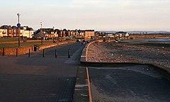 Prestwick Promenade, Dusk - geograph.org.uk - 400267.jpg