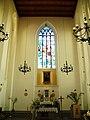 Prezbiterium z XV wieku,kościoła starofarnego w Świeciu.JPG