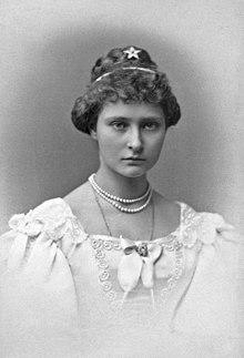 Alexandra Feodorovna (Alix of Hesse) - Wikipedia