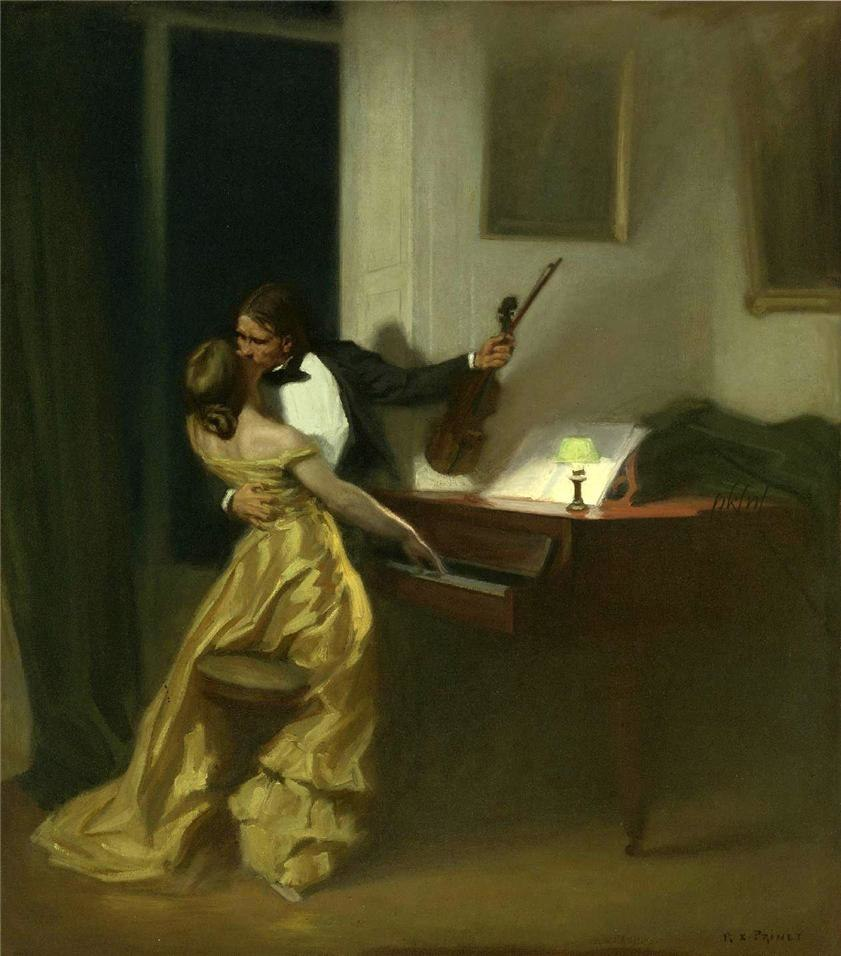 Prinet - Kreutzer Sonata