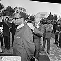 Prins Bernhard in Zaire (voorheen Belgisch Congo), Bernhard en Mobutu, Bestanddeelnr 926-6039.jpg