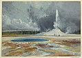 Print, Castle Geyser, Upper Geyser Basin, Yellowstone National Park, 1874 (CH 18564781).jpg