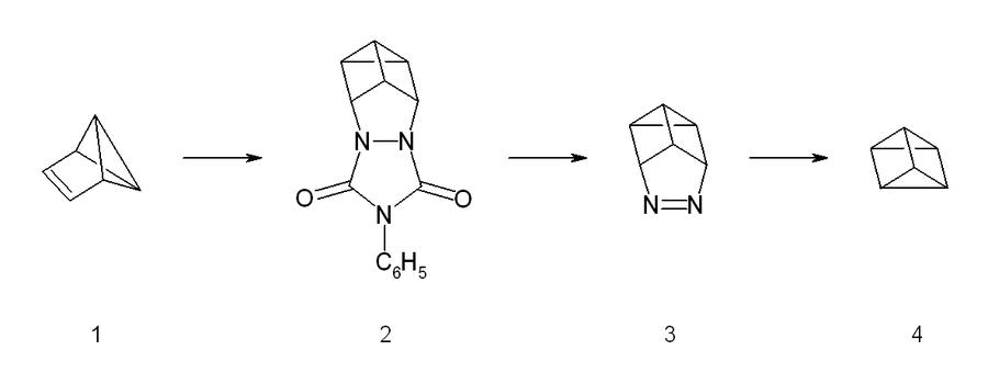 Gezielte Prisman-Synthese ausgehend von Benzvalen
