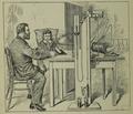 Professor Gaertner experimenting with the Röntgen rays.png