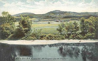 Lancaster, New Hampshire - Mount Prospect c. 1905