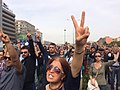 Protesters in the aftermath of the Ankara bombing, October 11, 2015.jpg