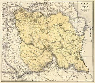 Guayana Province - Image: Provincia de Guayana Cantón Upata