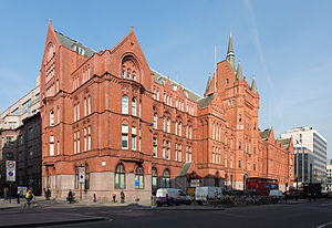 Prudential plc - Holborn Bars—Traditional home of Prudential