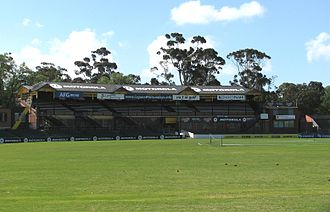 Punt Road Oval - Image: Punt Road Oval