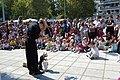 Puppeteer in a town square in Greece.jpg