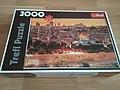 Puzzle 3000 elementów firmy Trefl Dachy Jerozolimy - listopad 2020 - 2.jpg